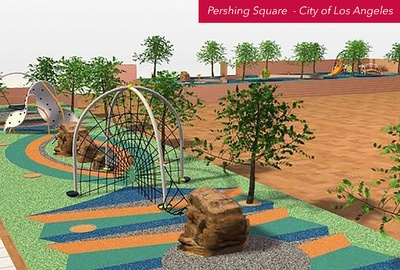 Pershing Square playground project